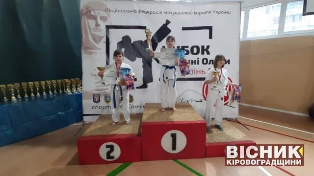 Вихованці СК «Сайфа» вибороли дві золотих і одну срібну медалі в Ірпені