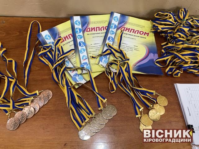 В Олександрівці провели чемпіонат області з легкої атлетики