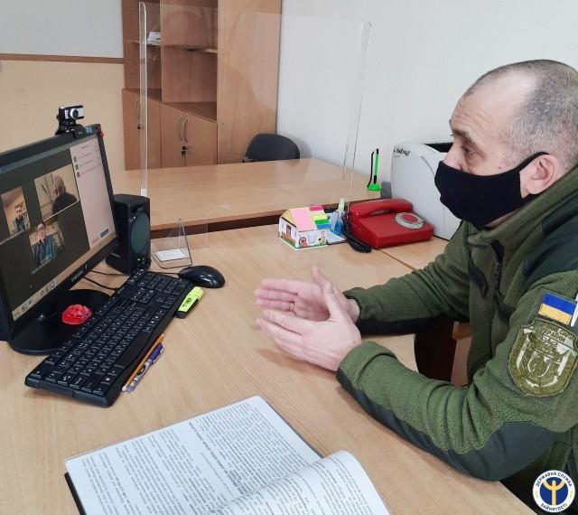Пошана та гідна заробітна плата: безробітним Новоукраїнщини  презентували службу в ЗСУ