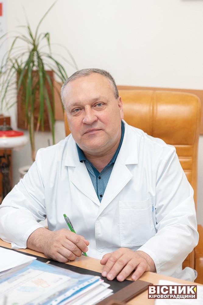 «Згораю, світло даючи» — це про медичних працівників Кропивницької ЦРЛ
