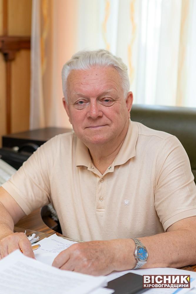 Держава і люди повинні повернутися обличчям до лікарів, інакше втратимо українську медицину — Костянтин Чурпій