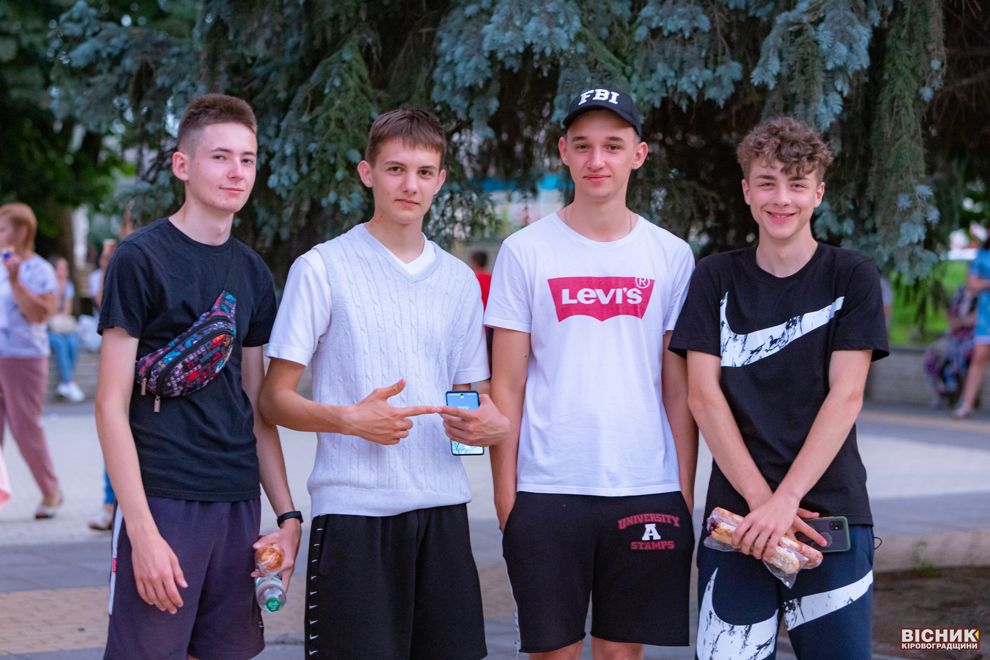 День молоді у Знам'янці (ФОТОРЕПОРТАЖ)