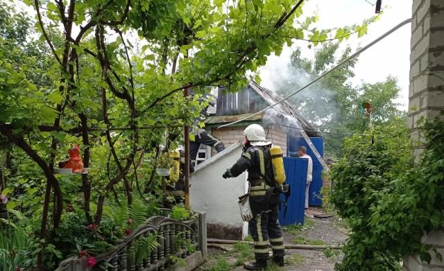 На Кіровоградщині виникло 3 пожежі, одна з яких забрала життя пенсіонера