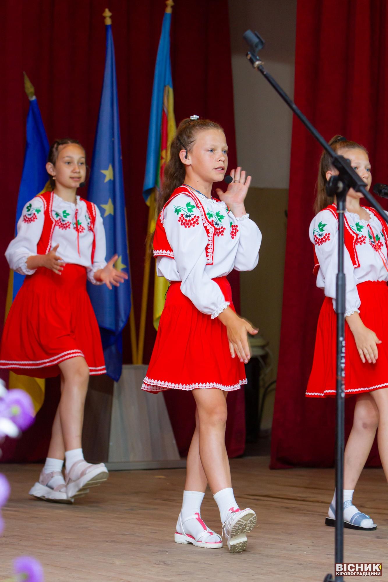«Голос. Діти» Кропивницького району прозвучав вчетверте