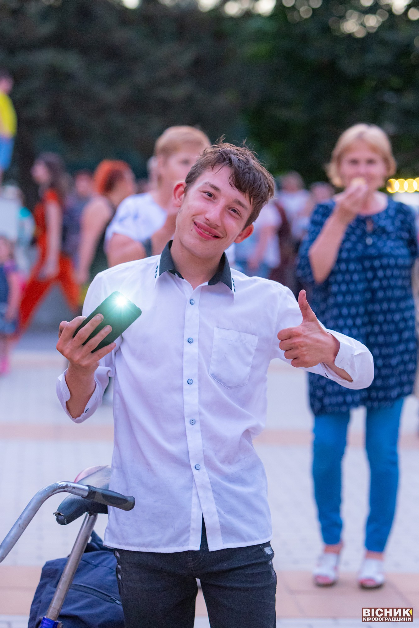 Вибух драйву і позитиву — День молоді у Знам'янці та Власівці