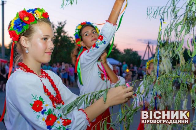 Купальські вечори і День рибалки на Кіровоградщині