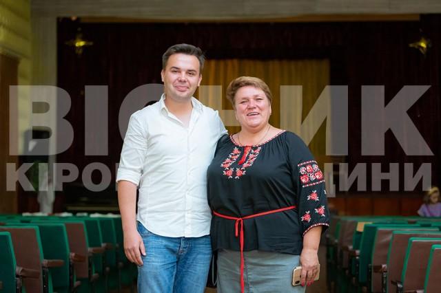 Тенор Дмитро Бойчук на сторожі патріотизму й любові до України