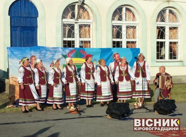 30-річчя Незалежності України у Несватковому