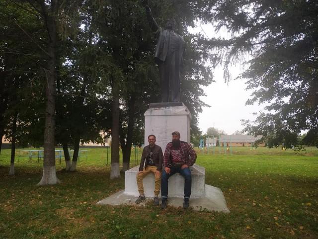 Декомунізовано останній пам'ятник Леніну