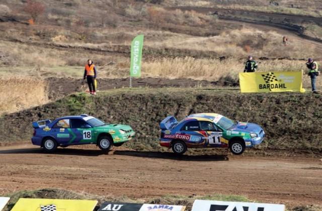 Чемпіонат України з автокросу відбувся в Олександрії